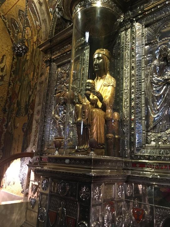Black Madonna of Montserrat